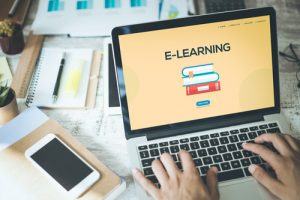 Organisation apprenante via E-learning