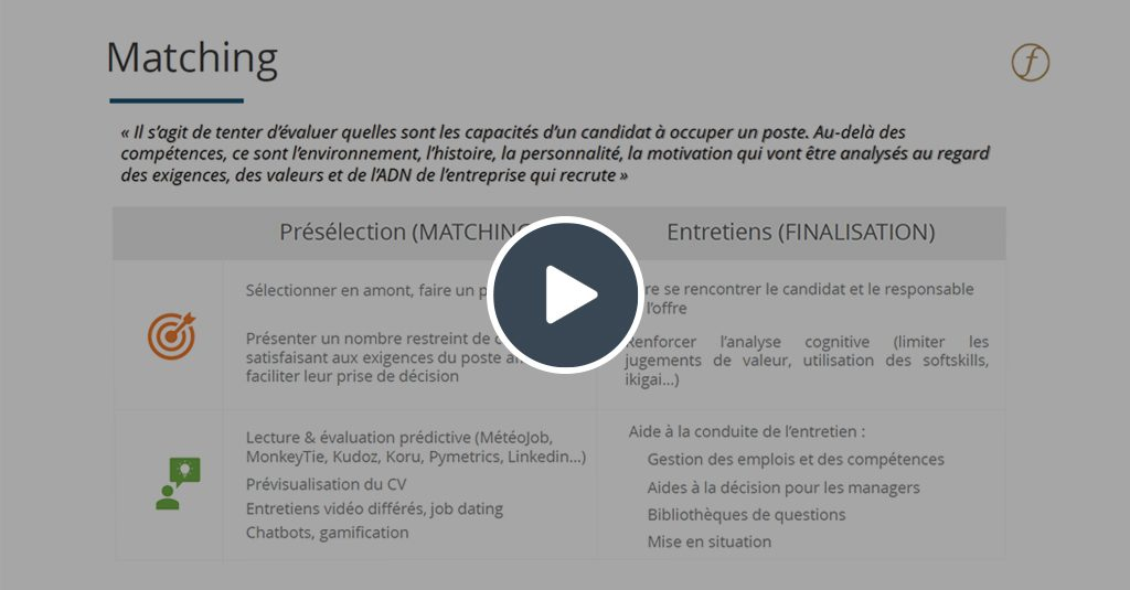Replay webinar recrutement
