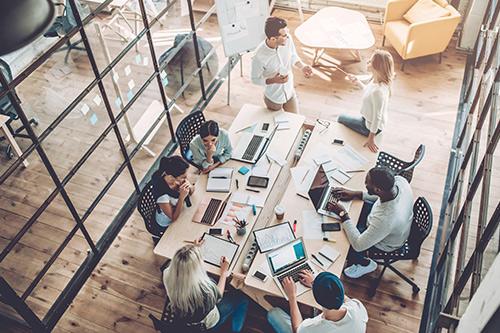 Culture d'entreprise & com interne